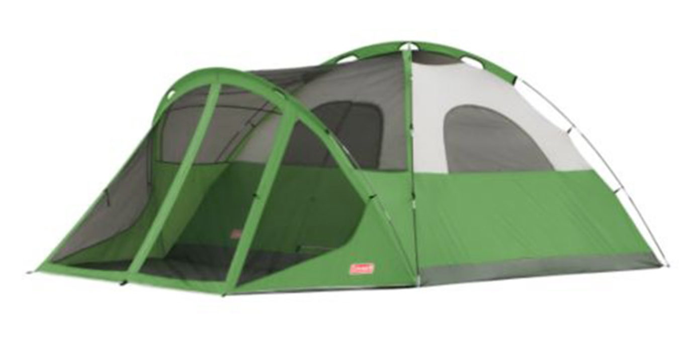 Coleman Evanston Screened 6-Person Tent for sale in Lake View IA | Blackhawk Marine (866) 621-1233  sc 1 st  Blackhawk Marine & Coleman Evanston Screened 6-Person Tent for sale in Lake View IA ...