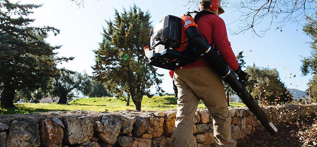 Backpack & Handheld Blowers