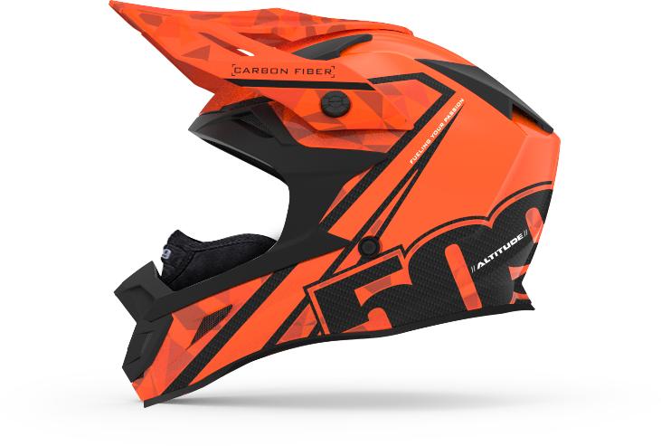 Altitude Carbon Fiber Helmet