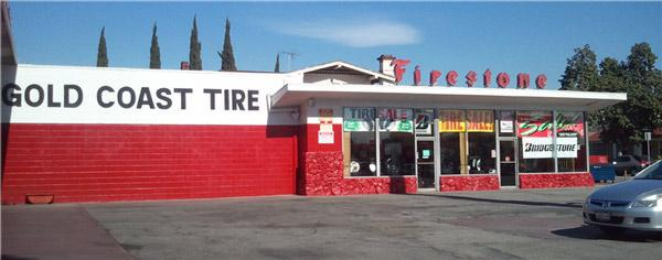 Gold Coast Tire | Firestone | Los Angeles, CA