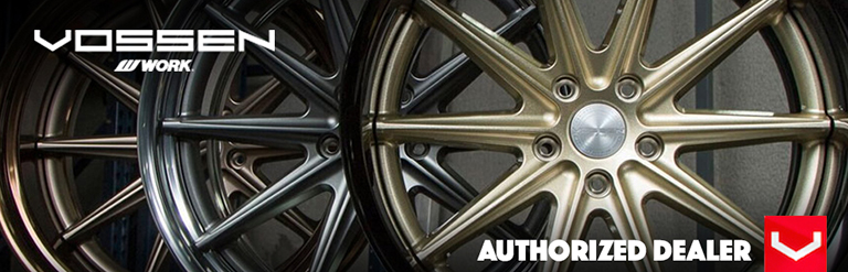 Authorized Vossen Dealer: Shop now!