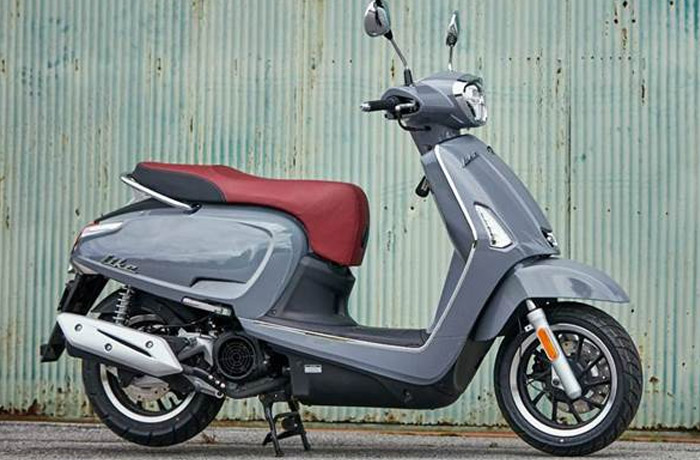 50cc - 200cc Scooters