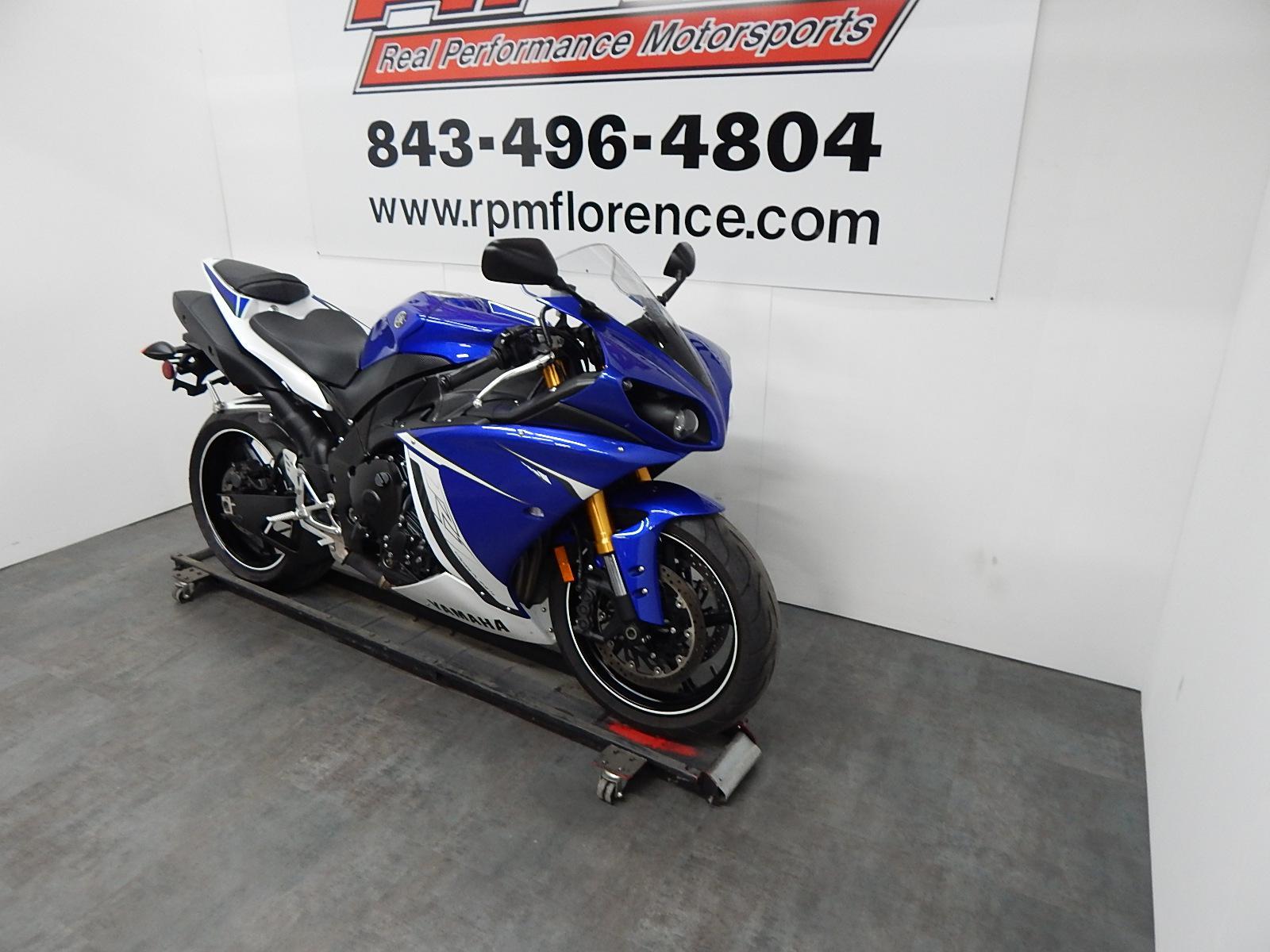 2011 Yamaha YZF-R1 - Team Yamaha Blue/White for sale in