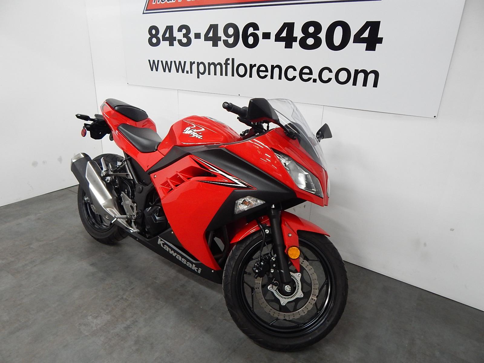 2016 Kawasaki Ninja 300 Abs For Sale In Florence Sc Real