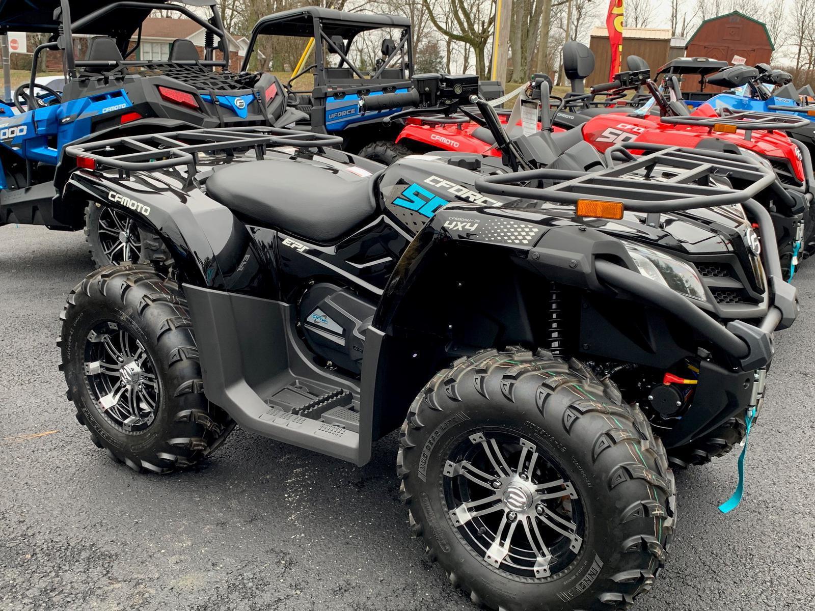 2019 CFMOTO CFORCE 500S 4x4 ATV SALE + NO FEES
