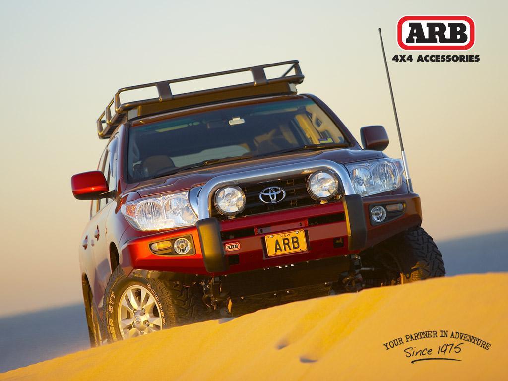 Witrak Arb Toyota Land Cruiser 5555