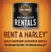 Rent a Harley