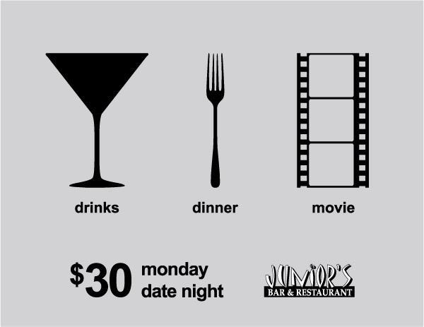 Monday Date Night
