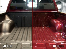 Spray Bed Liner >> Truck Bed Liners Spray On Bed Liner Services Eberhardt S