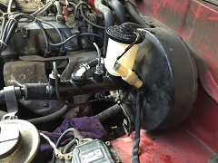 Master Cylinder Replacement >> Master Cyclinder Replacement Master Cylinder Repair