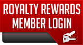 Royalty Rewards Member Login