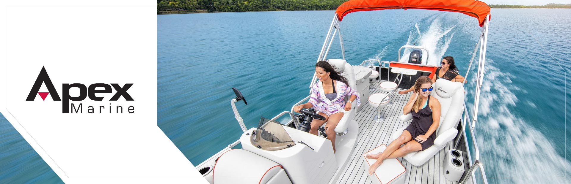 Apex Marine Pontoons: Click here to view our inventory.