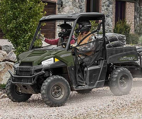 Polaris 570 & 500 Models