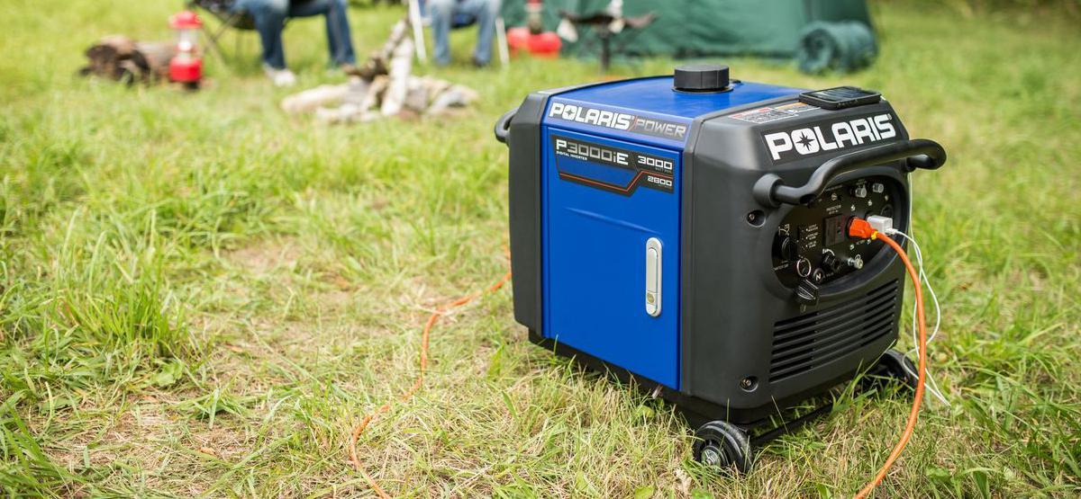 Polaris Portable Generators