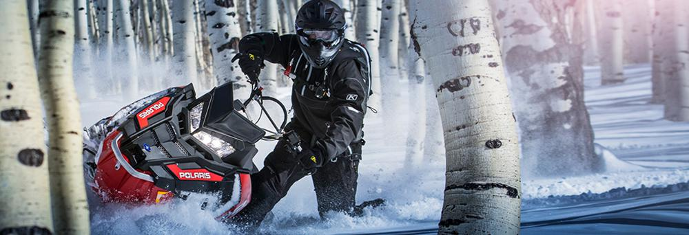 Shop Polaris Industries Snowmobiles
