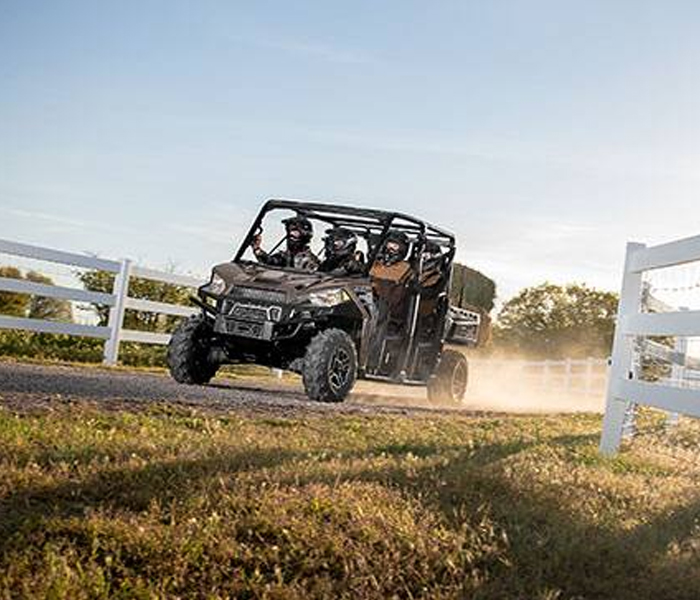 polaris ranger side by side