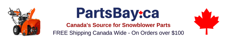Snow Blower Parts YarmandStore & PartsBay Ottawa, ON (800