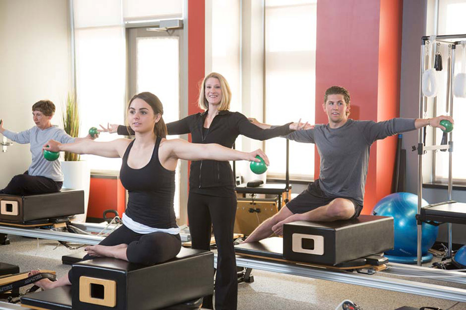 The Edge Pilates Studio