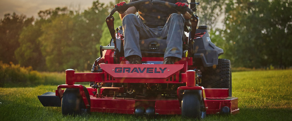 Shop All Gravely Equipment