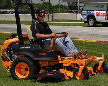 Scag Commercial Lawn Mowers