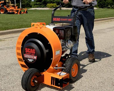 Scag Commercial Leaf Blowers
