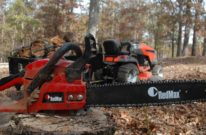 Chainsaw Sharpening, Tune-Up & Service