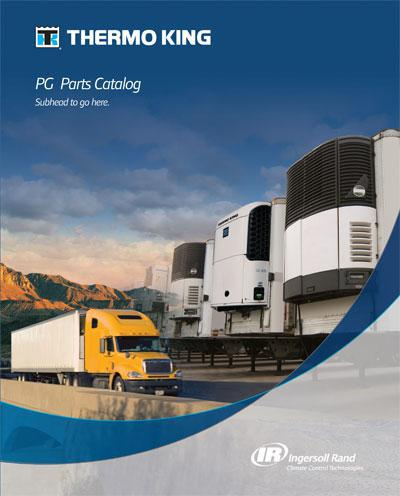 PG Parts Catalog for Carrier Units
