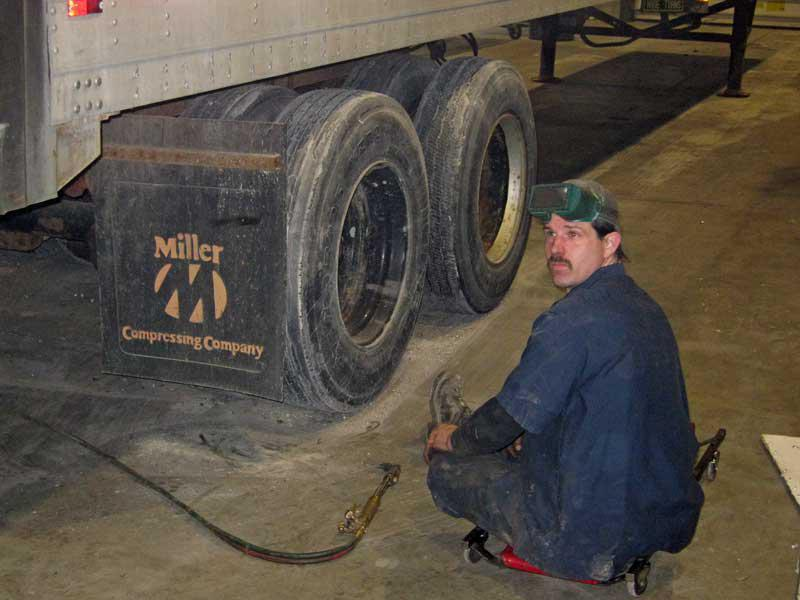 Semi Trailer Repair