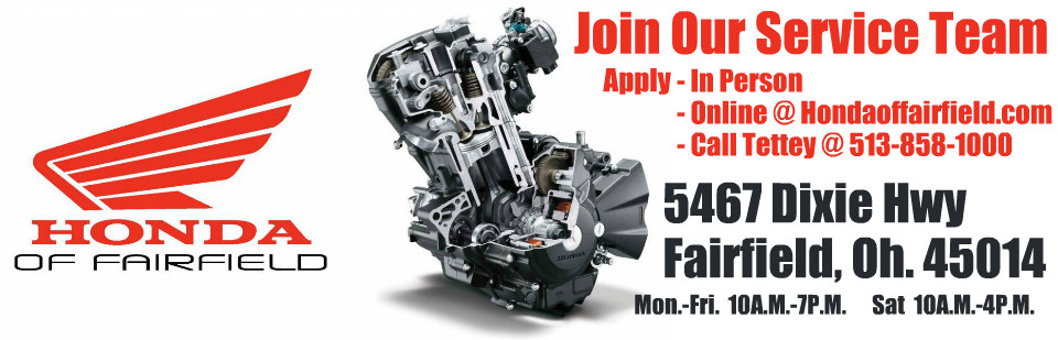 Honda Of Fairfield >> Home Honda Of Fairfield Fairfield Oh 513 858 1000