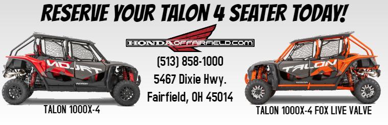 Home Honda of Fairfield Fairfield, OH (513) 858-1000