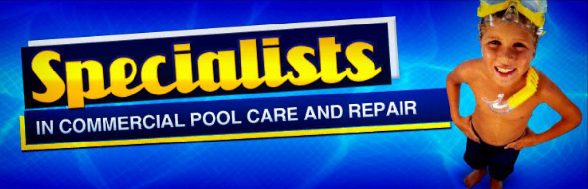 Four Seasons Pool Service is your Commercial Care and Repair Specialists