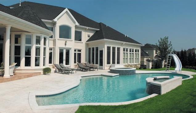 Inground Pools Pool Works Inc De Pere Wi 800 638 8822