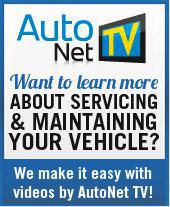 Want to learn more about servicing & maintaining your vehicle? We make it easy with videos by AutoNet TV!