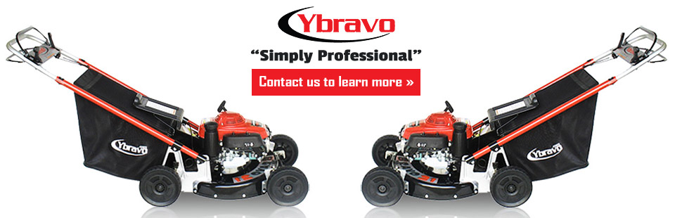 Ybravo Commercial Mowers: Click here to contact us!