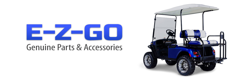 Bel-Air Turf Products, LLC carries genuine E-Z-GO parts and accessories!