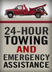 24-Hour Towing and Emergency Assistance