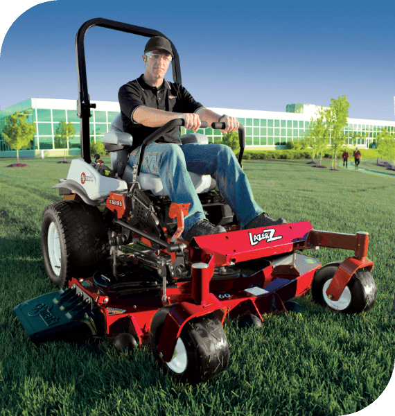 Exmark Zero Turn Mower