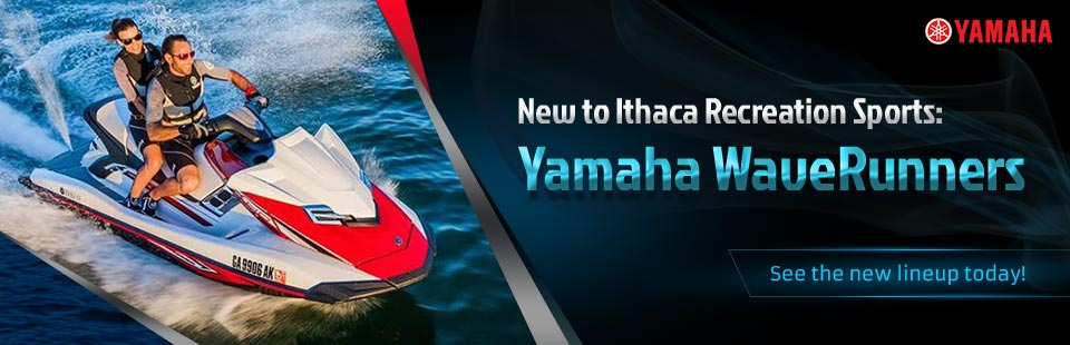 Yamaha WaveRunners: Click here to see the models.
