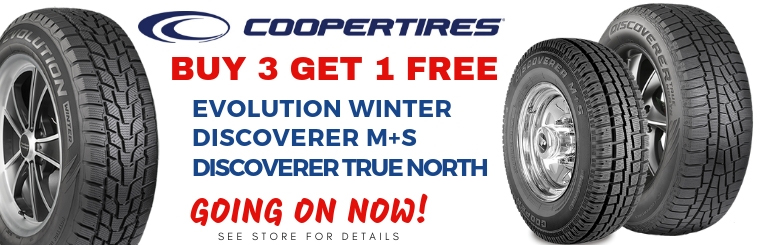 Buy 3 Get 1 Free Tires >> American Tire Auto