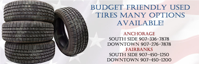 Budget Friendly Used Tires May Options Available