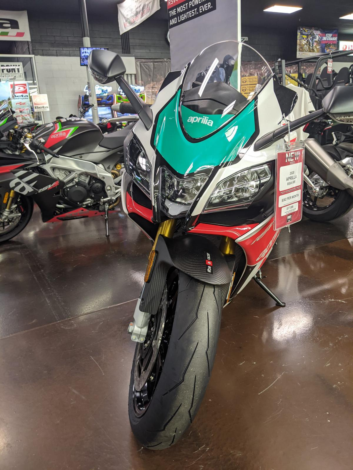 2020 Aprilia Rsv4 Rr Misano Limited Edition For Sale In Westerville Oh Pony Powersports Columbus 614 212 7888