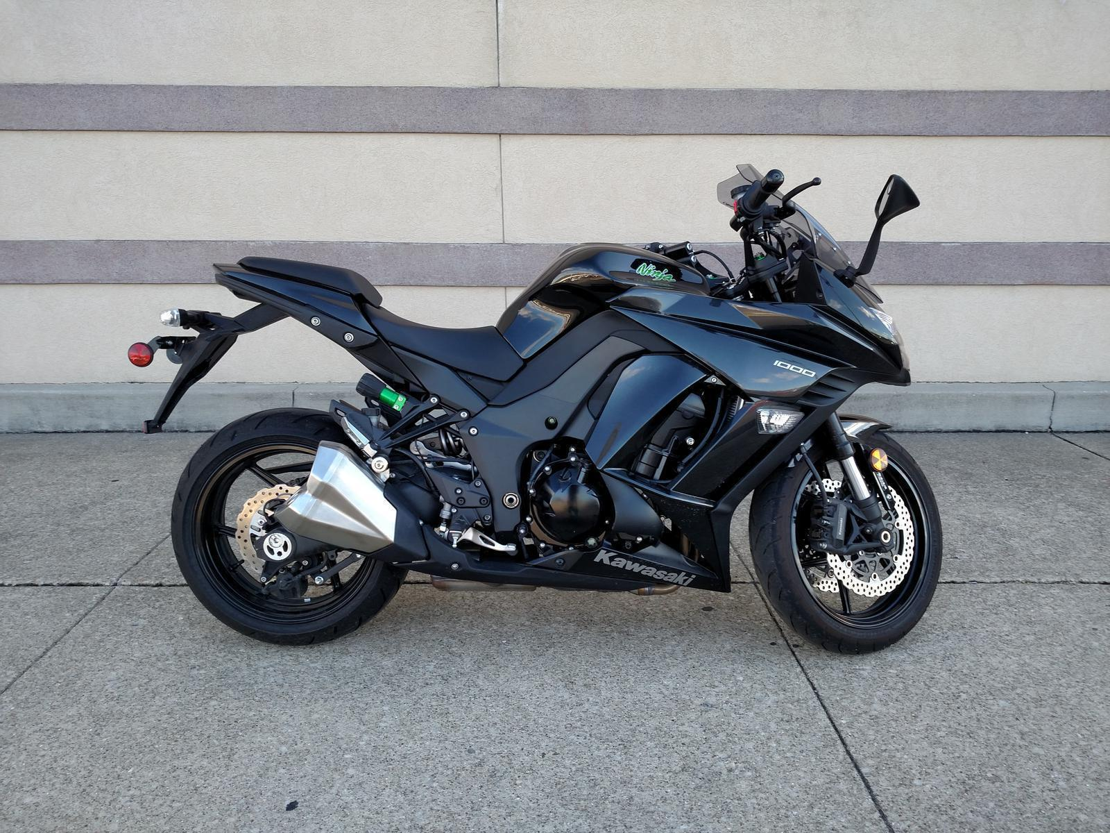 2015 Kawasaki Ninja 1000 Abs For Sale In Westerville Oh Pony Powersports Columbus Westerville Oh 614 212 7888
