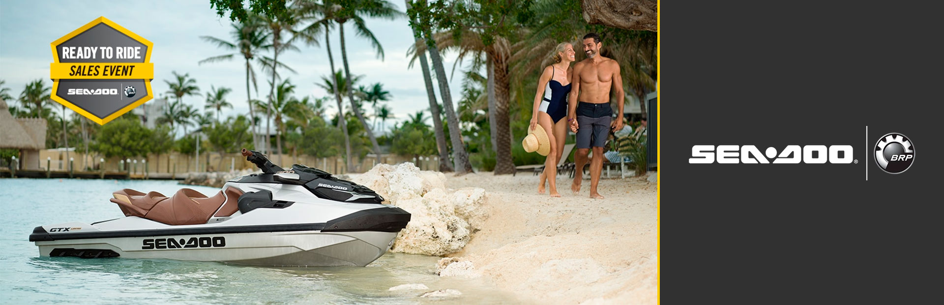 Sea-Doo Ready to Ride Sales Event