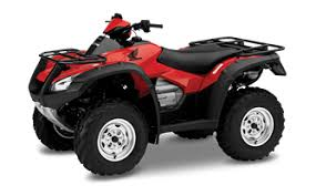 ATV engine service