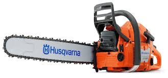 Chain saw engine service