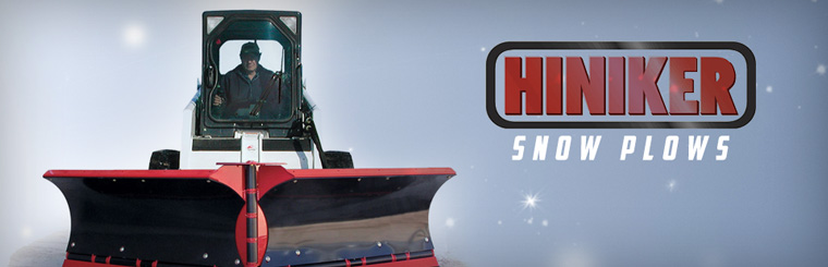 Hiniker Snow Plows: Click here to view our inventory.