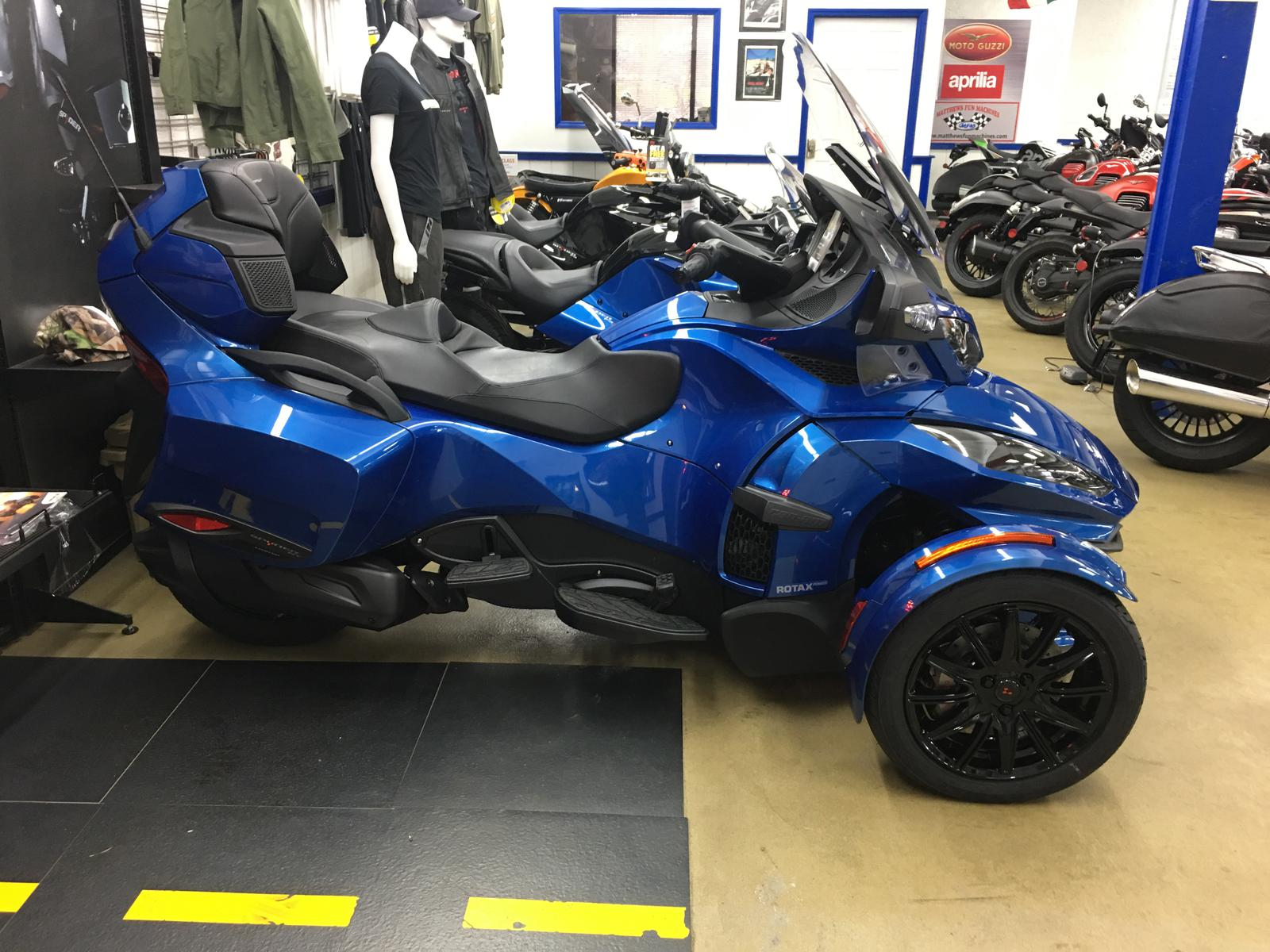 Can Am Spyder For Sale >> 2018 Can Am Spyder Rt Limited