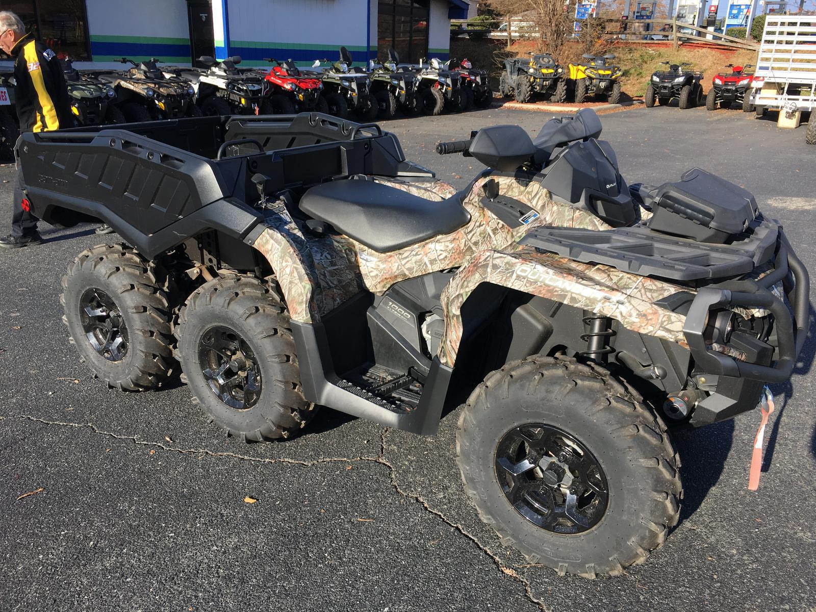 2015 Can Am OUTLANDER 6X6 1000 XT for sale in Matthews NC