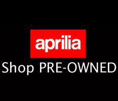 Aprilia Shop Pre-Owned