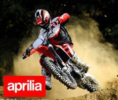 New Aprilia Dirt Bike